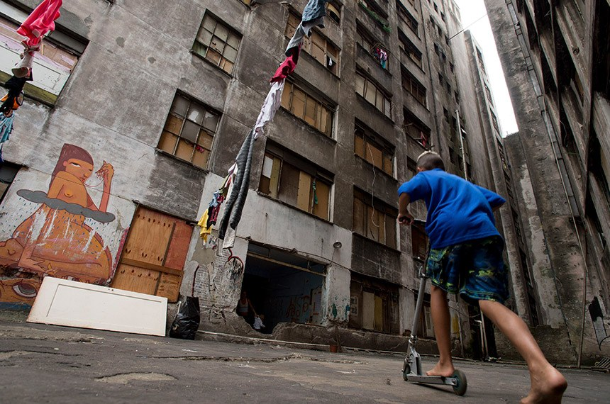 Nota de esclarecimento sobre as ocupações da região central de São Paulo