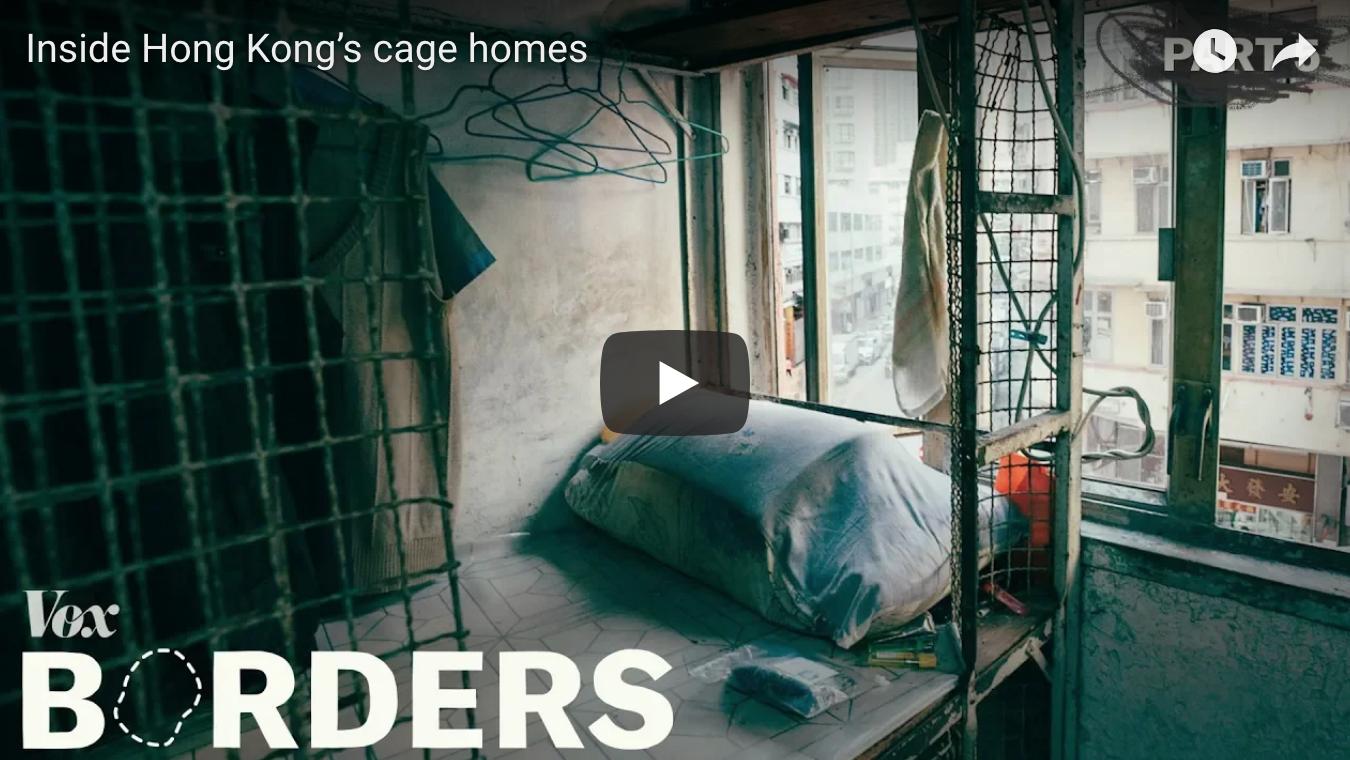 """Doc """"Inside Hong Kong's cage homes"""" mostra o mais caro mercado imobiliário do mundo"""