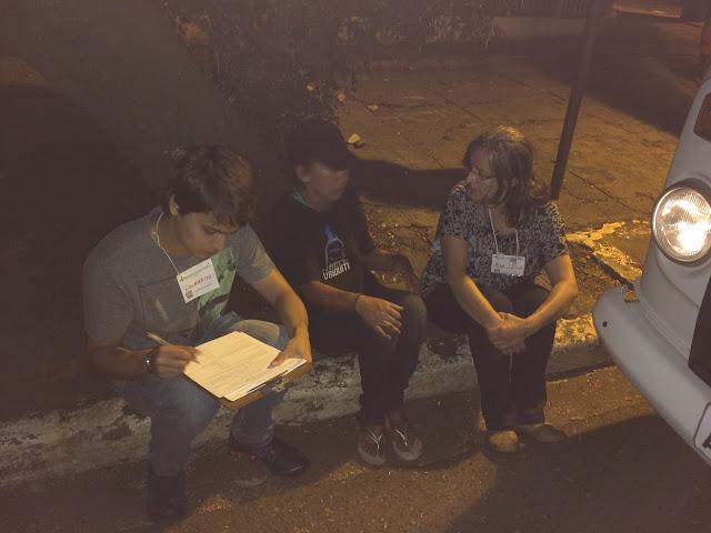 População em Situação de Rua de Maringá: Observatório das Metrópoles promove formação de pesquisadores