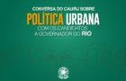 CAU/RJ faz série de entrevistas com os candidatos ao governo do Rio de Janeiro