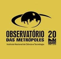 Congresso Observatório das Metrópoles 20 Anos