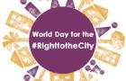 Declaração no dia Mundial pelo Direito à Cidade