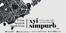 Simpósio Nacional de Geografia Urbana (XVI Simpurb) em Vitória