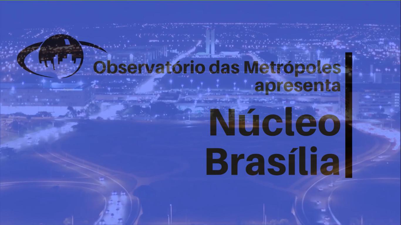 """Série """"Conheça o OM"""" apresenta os núcleos regionais do Observatório das Metrópoles"""