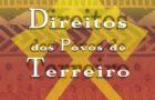 """Lançamento do livro """"Direitos dos Povos de Terreiro"""""""