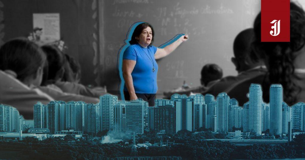 Professores e escola: uma outra cidade é possível