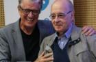 Homenagem a José Luis Coraggio durante o IV Congreso Latinoamericano de Estudios Urbanos