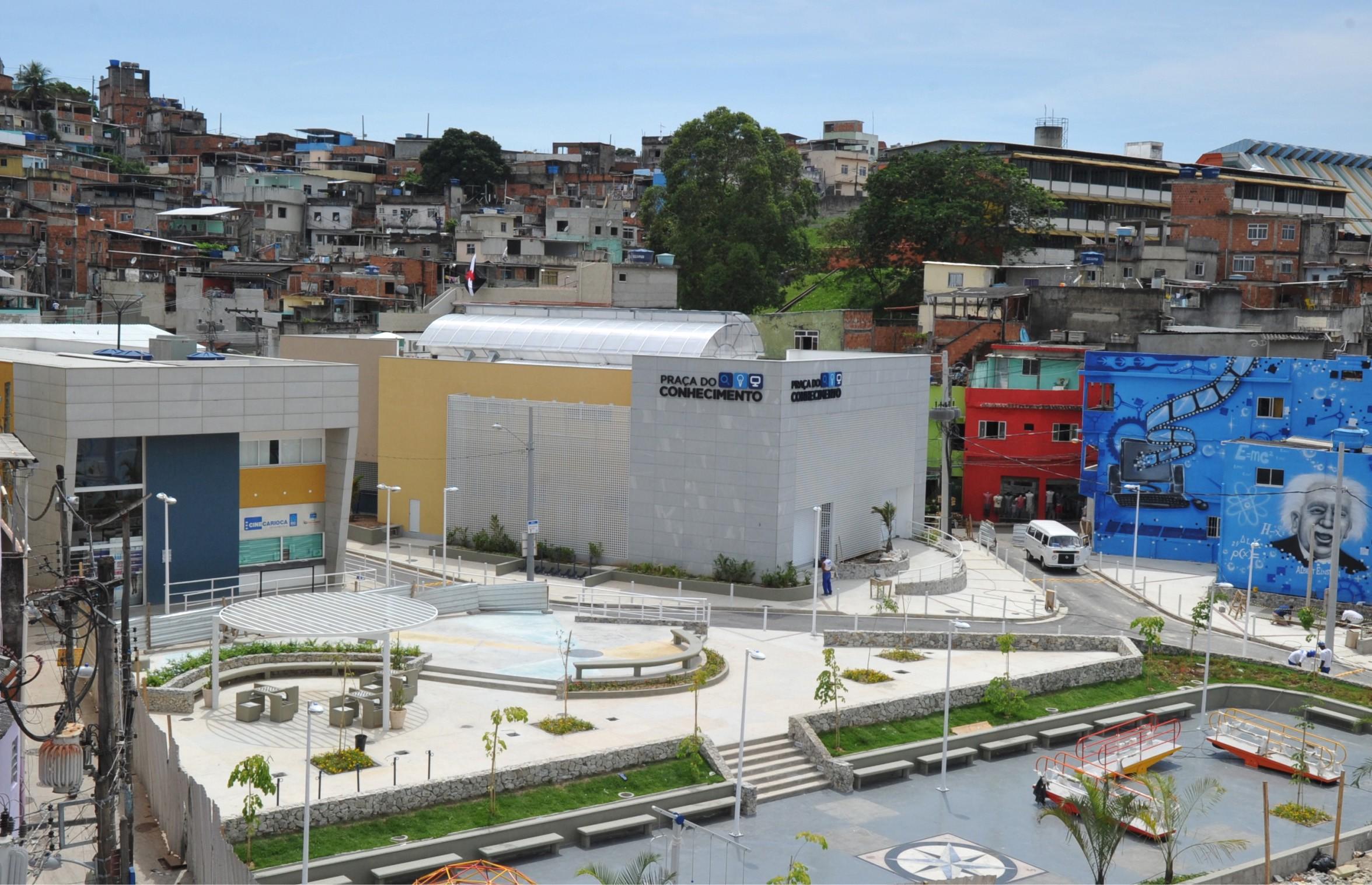 Os programas de urbanização de favelas no Rio de Janeiro