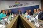 Governadores do Nordeste  Reunião dos Governadores do Nordeste (Consórcio Nordeste), no Centro de Operações e Inteligência.  Foto: Camila Souza/GOVBA