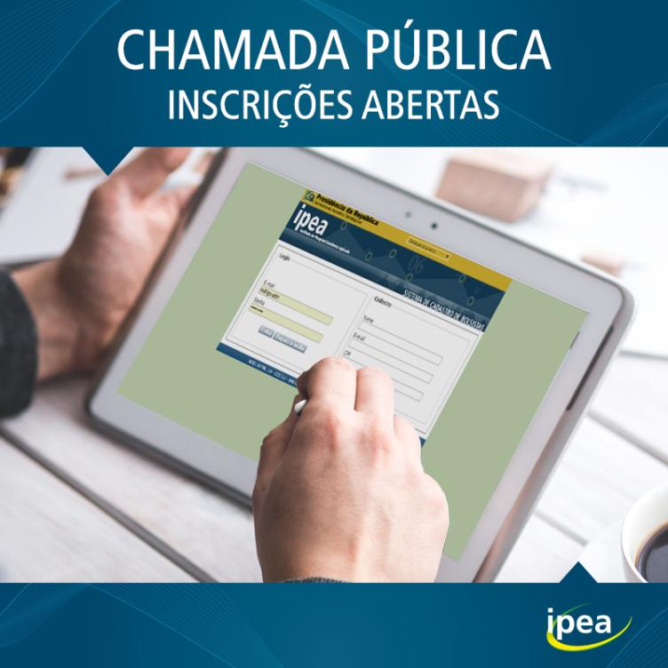 IPEA oferece bolsa de pesquisa em projeto sobre a Política Nacional de Desenvolvimento Urbano (PNDU)