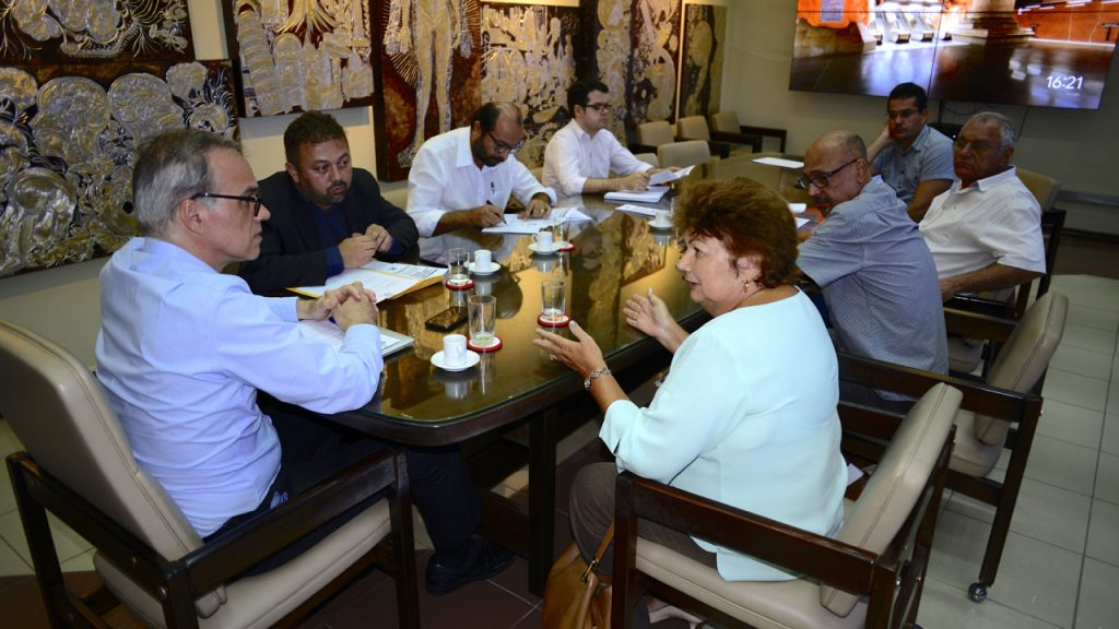 Núcleo Natal participa de discussões sobre o plano de desenvolvimento metropolitano