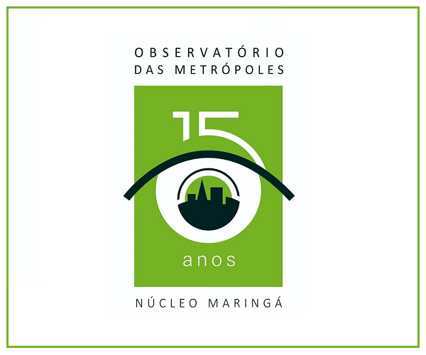 15 anos Núcleo Maringá: lives abordam a trajetória e as pesquisas do núcleo