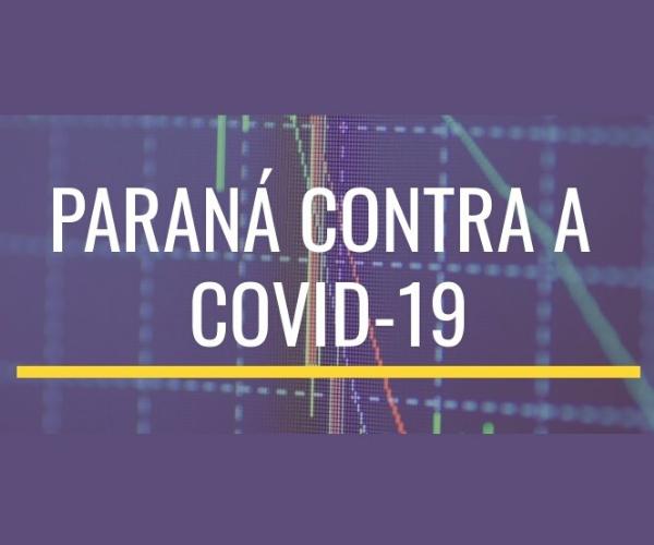 Paraná contra a COVID-19