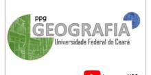 Calendário de lives do Programa de Pós-Graduação em Geografia da Universidade Federal do Ceará (UFC)
