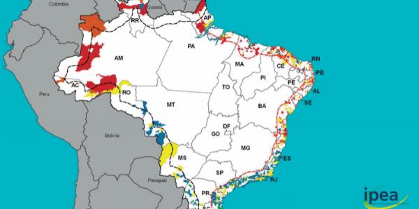 Pandemia e fronteiras brasileiras: análise da evolução da COVID-19 e proposições