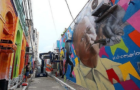 Complexo Cultural do Beco da Lama, Centro Histórico de Natal-RN, após as políticas de revitalização desenvolvidas pela Secretaria de Cultura do Natal. Foto: Canindé Soares.