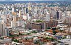 Imagem aérea de Curitiba. Reprodução: Flickr skyscities