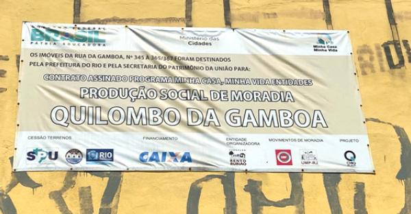 A luta pelo direito à moradia no Centro do Rio de Janeiro