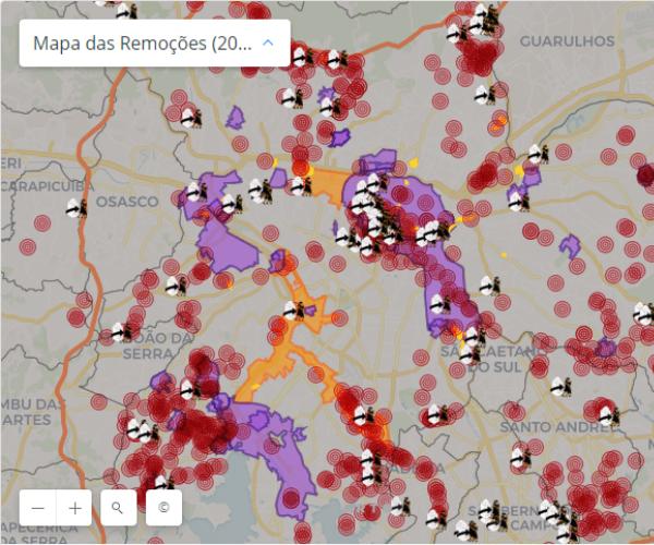 Remoções forçadas persistem na pandemia enquanto resistências se articulam #DESPEJOZERO