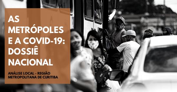Políticas públicas de combate à pandemia do coronavírus na Região Metropolitana de Curitiba