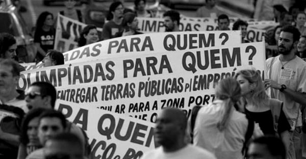 O Legado dos Megaeventos – Transformações Urbanas e Cidadania no Rio de Janeiro