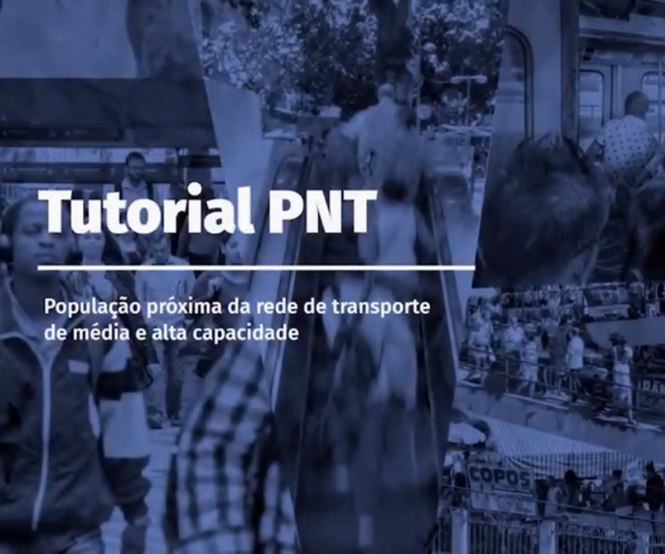 Como calcular o PNT (People Near Transit)?