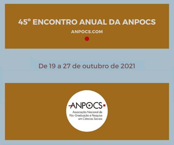 ANPOCS 2021   SPG35 Política Local: a política do urbano e as políticas no urbano no Brasil