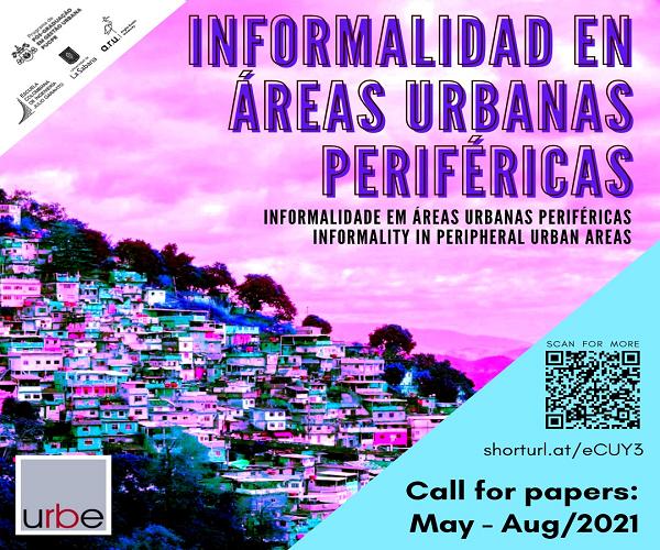 Revista urbe | Informalidade em áreas urbanas periféricas