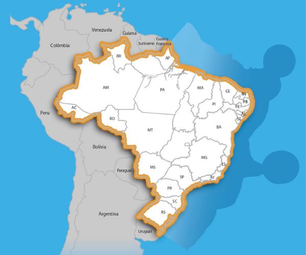 Fronteiras do Brasil: referências para a formulação de políticas públicas