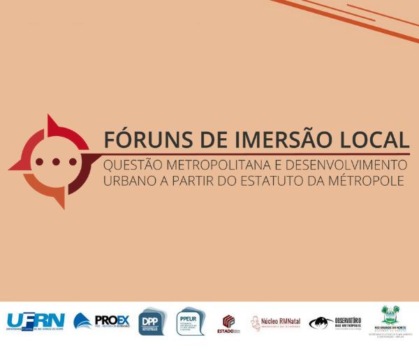 Núcleo Natal participa de acordo de cooperação no âmbito do projeto Fóruns de Imersão Local