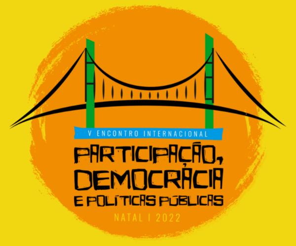 V Encontro Internacional Participação, Democracia e Políticas Públicas